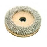 Escova De Nylon P/ Lavar Enceradeira Cleaner Cl 300 C Flange
