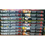 Demon Slayer - Tomo 1 Al 8 - Kimetsu No Yiba - Manga - Ivrea