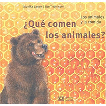 Que Comen Los Animales ?
