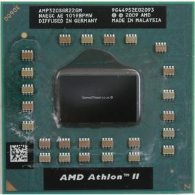 Procesador Amd Athlon Ii P320 Dual Core Mobile 2.1ghz Usado