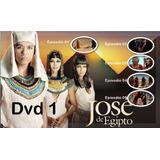 José De Egipto Completa. En Dvd, Latino