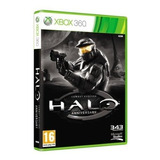 Halo Combat Evolved - Aniversario (xbox 360)