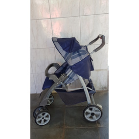 Carrinho Para Bebê Burigotto Linea Usado Em Ótimo Estado