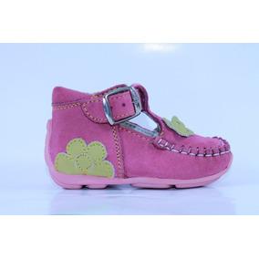 Zapatos Pingo Sandy Para Niña Color Fiusha