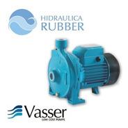 Bomba Centrifuga Vasser 1.5 Hp Hidraulica Rubber