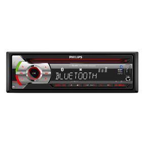 Estereo Bluetooth Philips Cem2220bt Usb Cd Mp3 Wma Aux