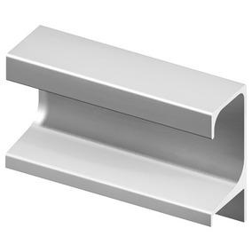 Puxador Perfil Em Alumínio 100cm