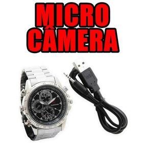 Camera Detetive Micro Espia Sem Fio Filmadora Escuta Ultra