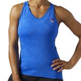 Playera Atletica Crossfit Proven Mujer Reebok B45241