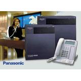 Central Panasonic Tda-200 Gabinete Principal