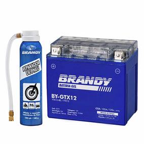 Bateria Yamaha Tdm 850 92 A 93 Gel Brandy By-gtx12 + Rep