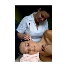 Conos O Velas Limpieza Oidos 150 Pzs. C/aromaterapia
