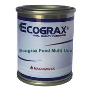 Graxa Branca  Alimenticia  Multi Uso  Ecograx Food - 1 Kg