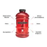 Mini Garrafa Galão Água 2,2 L Vermelho - Integralmedica