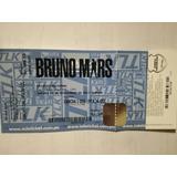Bruno Mars En Lima