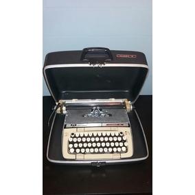 Máquina De Escrever Scm Smith Corona Classic 12