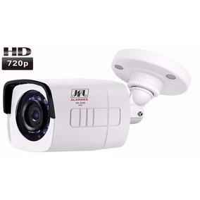 Câmera Vigilância Jfl Cd-3230+ Alta Resolução 1mp 720p Infra