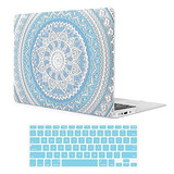 Icasso Macbook Air 13 Inch Rubber Coated Soft Touch Hard Sh