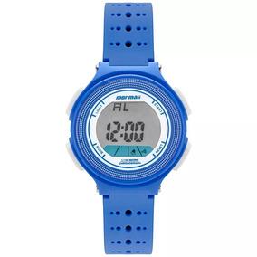 Relogio Mormaii Feminino Branco Digital - Relógios De Pulso no ... 8dcc68b95d