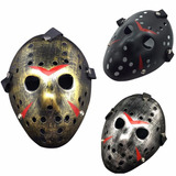 Mascara Halloween Jason Voorhees Viernes 13 -el Mejor Precio