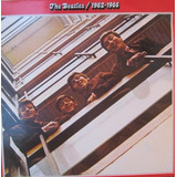 The Beatles 1962-1966 Álbum Rojo Vinilos (2) Importados