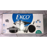 Olla Express Ecko 6 Lts Con Accesorios 7 Pzas