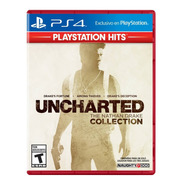 Uncharted The Natan Drake Collection - Ps4 Fisico Nuevo