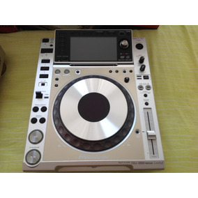 Cdj Pioneer 2000 Nexus Platinum Limited