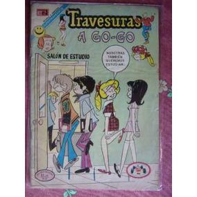 Novaro Travesuras A Go-go Nº 104 Año 1972