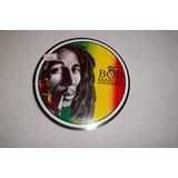 Adesivo Colante P/ Bike Coroa Bob Marley