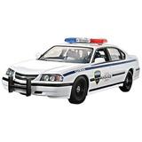 Juguete Revell Carro Coleccionable Policia Coche De La Poli