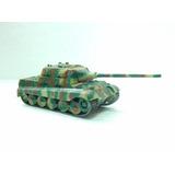 Blindado Tanque Militar Camuflado Ho 1/87