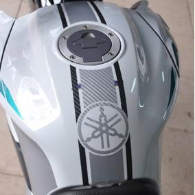 Faixa Tanque Rabeta Paralama Moto Yamaha Fazer 250 Blueflex