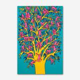 Poster Keith Haring 45x30cm Arte Pop Urbana Decor Grafite