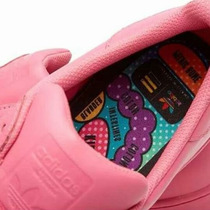 Adidas Super Star Remate Rosadas Unico Par