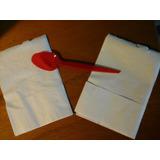 Servilleta Papel 17x16 Tissue Blanca Servilletero Cajax4000