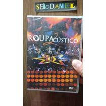 Dvd Roupa Nova Acústico 2 - Box Novo, Original E Lacrado !!