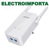 Extensor - Amplificador Wifi 220v Powerline - Electroimporta