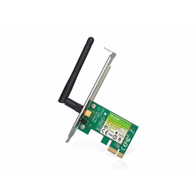 Placa Red Wifi Tp-link Tl-wn781nd Pci Express 781nd Pci