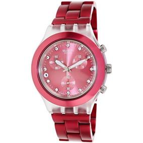 586b0cb7bcc Isca Irony - Relógio Swatch Feminino no Mercado Livre Brasil