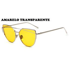 6c0be6d77a3a0 Tiara De Gatinho Prata - Óculos De Sol Sem lente polarizada no ...