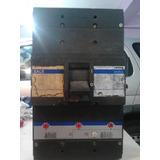 Breaker 3x800 Amp. Max, Marca: Sace, Modelo: Ln 800