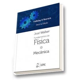Livro Fundamentos De Física Mecânica Vol 1 - Halliday