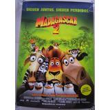 Poster Cine Madagascar 2, Escape A Africa