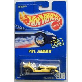 Hot Wheels Pipe Hammer Raro Engendro 1993 # 206 Vikingo45