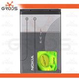 Bateria Bl-4c Nokia X2 6101 6230 C2-05 7200 E71 E6 Bl 4c