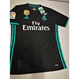 Camiseta Real Madrid 2017/2018 Adizero Liga Campeon De Mundo