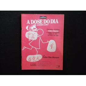 Edna- Mae Burnam - A Dose Do Dia - Exercícios Para Piano