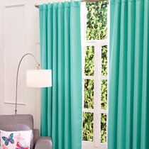 Jgo 2 Cortinas Black Out Catania Menta Vianney Envio Gratis