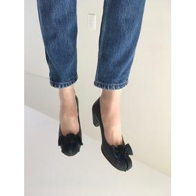 Zapato Mishka Azul - 100% Cuero, Únicos!